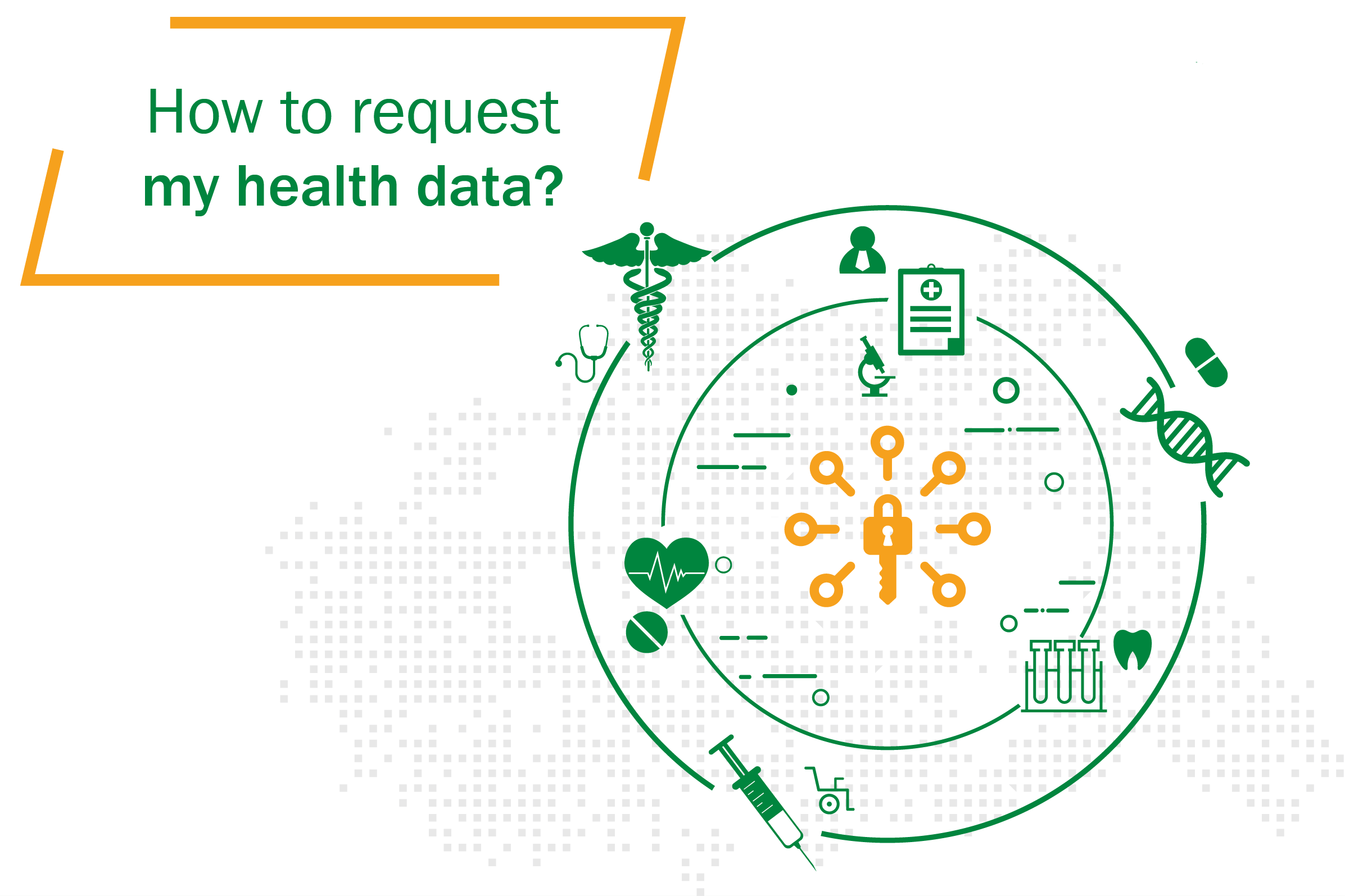 How to request my health data